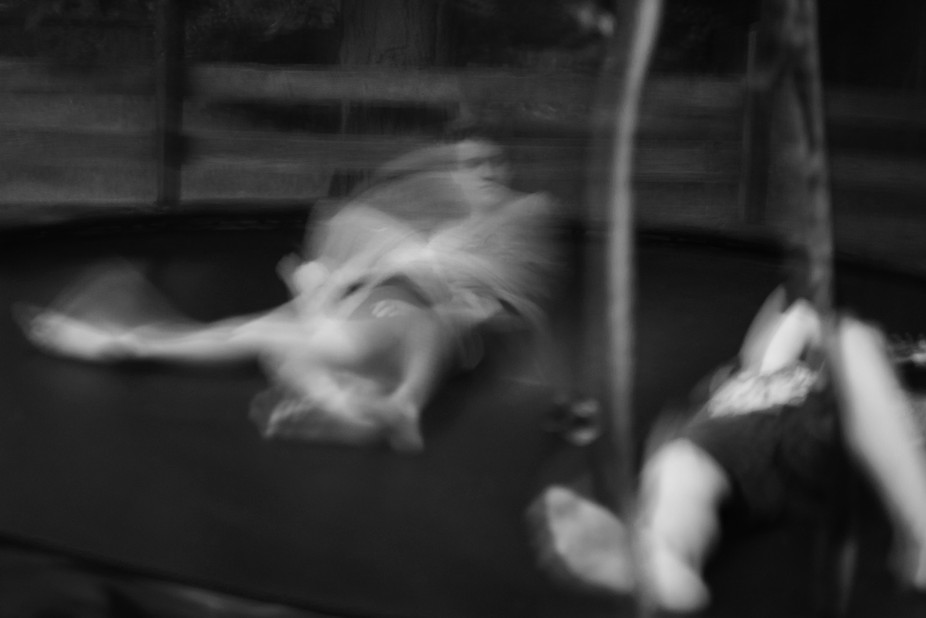 Trampoline Motion