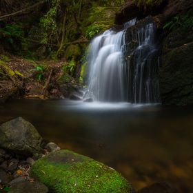 One of my favourite falls in the greater Hobart area. It never disappoints.