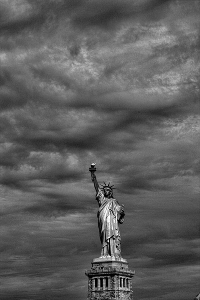 Liberty Before the storm