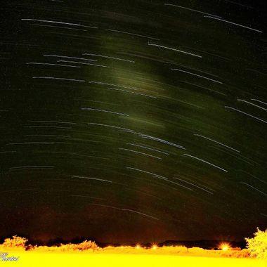 38 minute exposure Milky Way