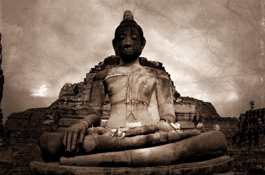 Taken in Ayutthaya, Thailand