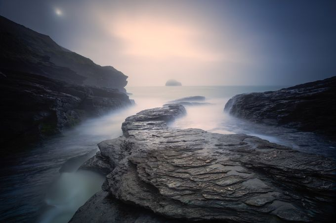 Trebetwith Strand by gesser - Long Exposure In Nature Photo Contest
