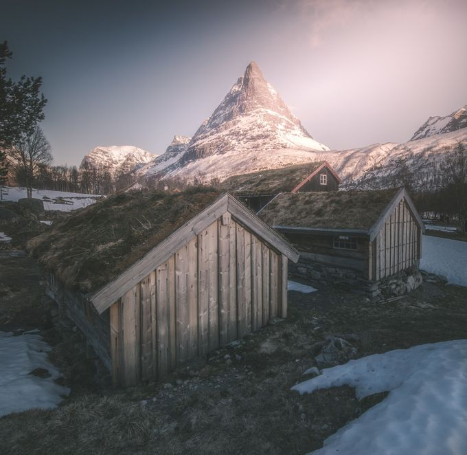 Vikings by PaulWatsonPhotography - Towns In The Winter Photo Contest