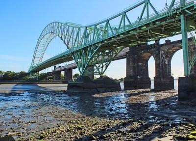 The Jubilee Bridge, Widnes