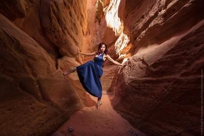 Desert Sapphire