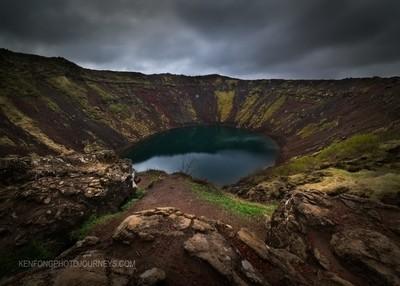 Kerid Crater 2.1