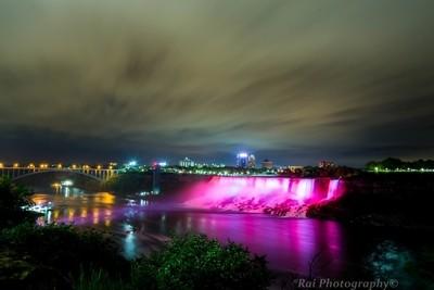 Niagara Falls U.S.A. side