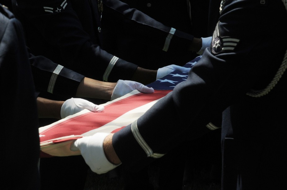 Photographed this at a Memorial Day remembrance ceremony on Vandenberg AFB, CA in 2010.