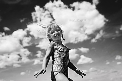 The freedom to be a child.
