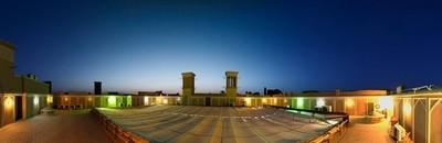 Yazd rooftop