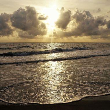 Captiva Cloudy Sunset