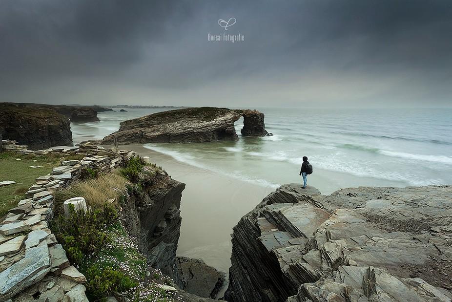 »El silencio« Praia das Illas | Spain © Chantal Lichtenberg | Bonsai Fotografie Canon 6D + Can...