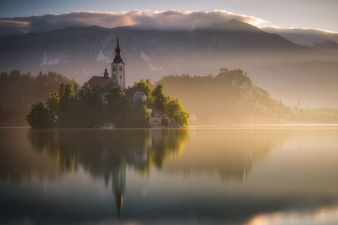Bled Island by TomazKlemensak - Social Exposure Photo Contest Vol 9