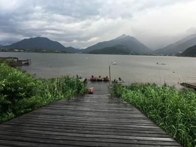 Boats of Fuji