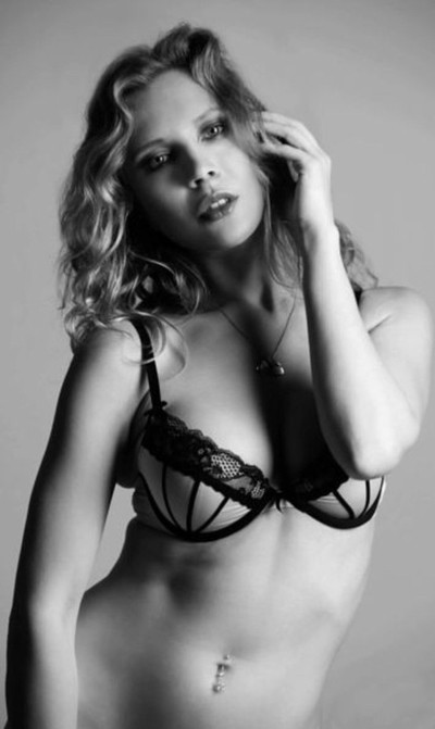 Another boudoir shot of the beautiful Alisa Kisa.