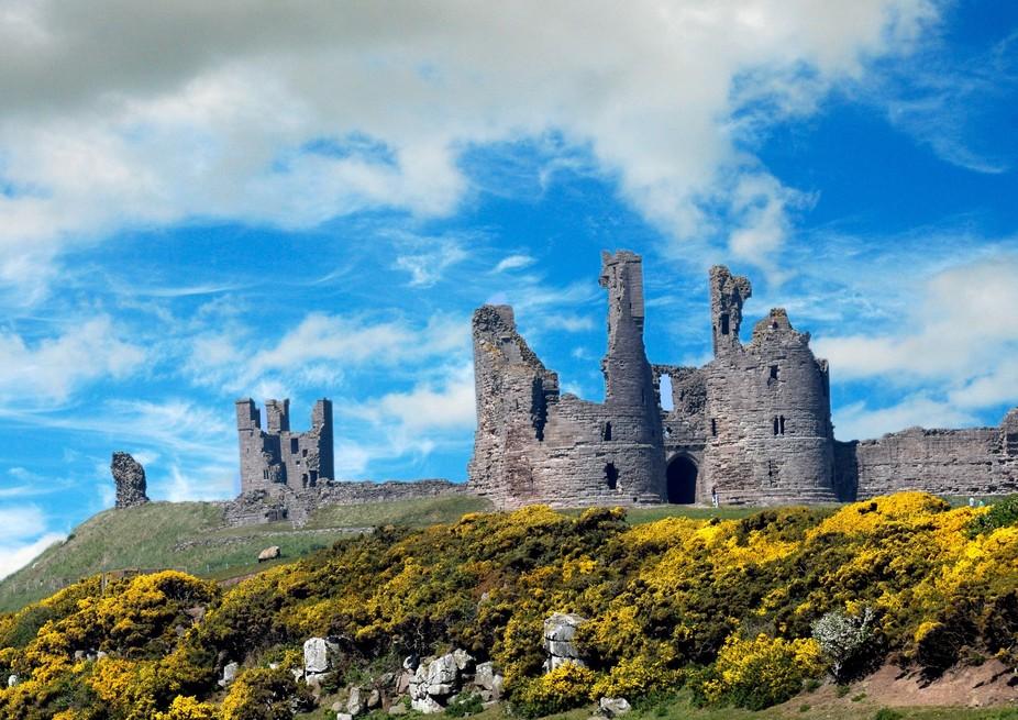 Dunstanburgh Castle DSC_0029