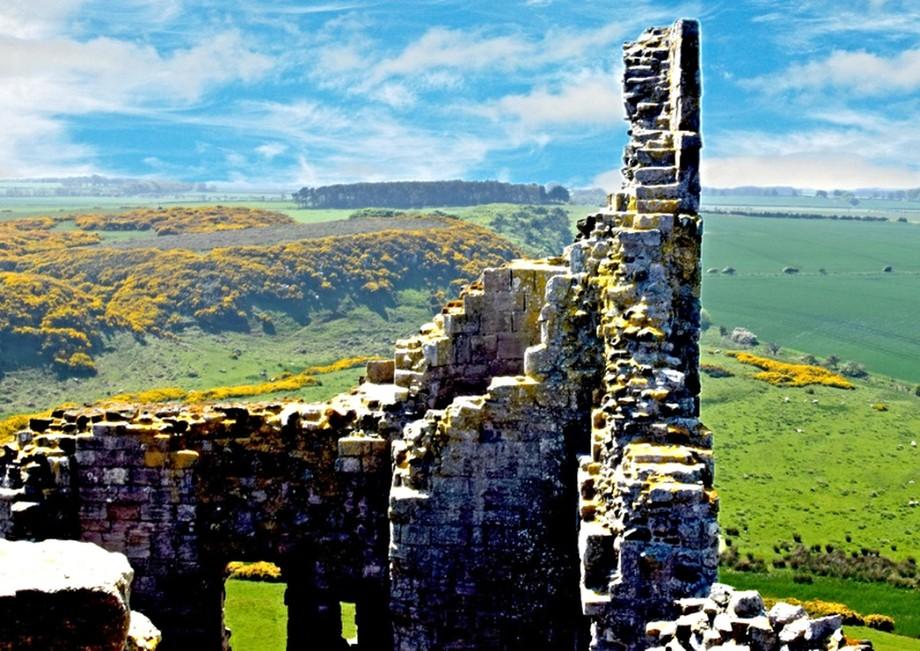 Dunstanburgh Castle DSC_0070