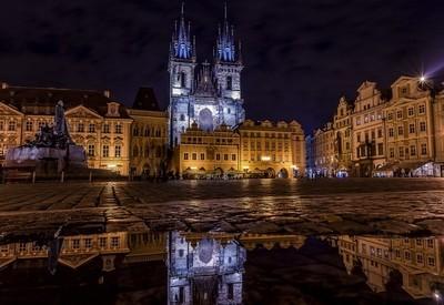 Prague @night