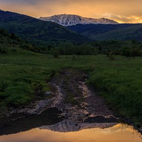 Vitosha mountain, Bulgaria