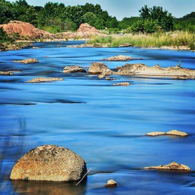 Llano River, Texas Hill Country