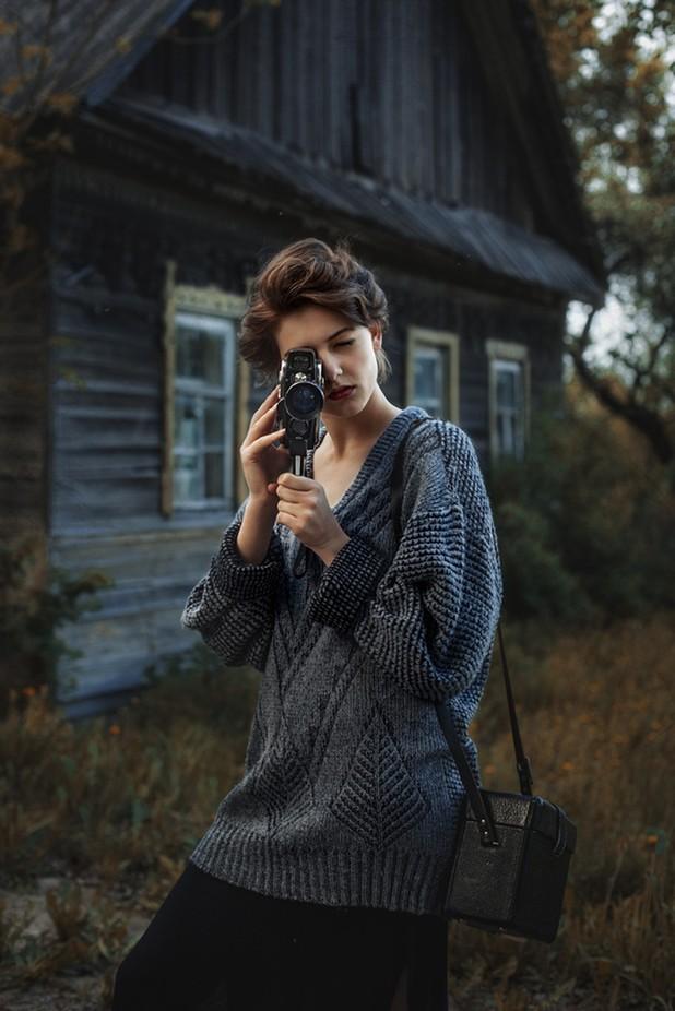 Cinema... by annakazakova - Perfect Casting Photo Contest