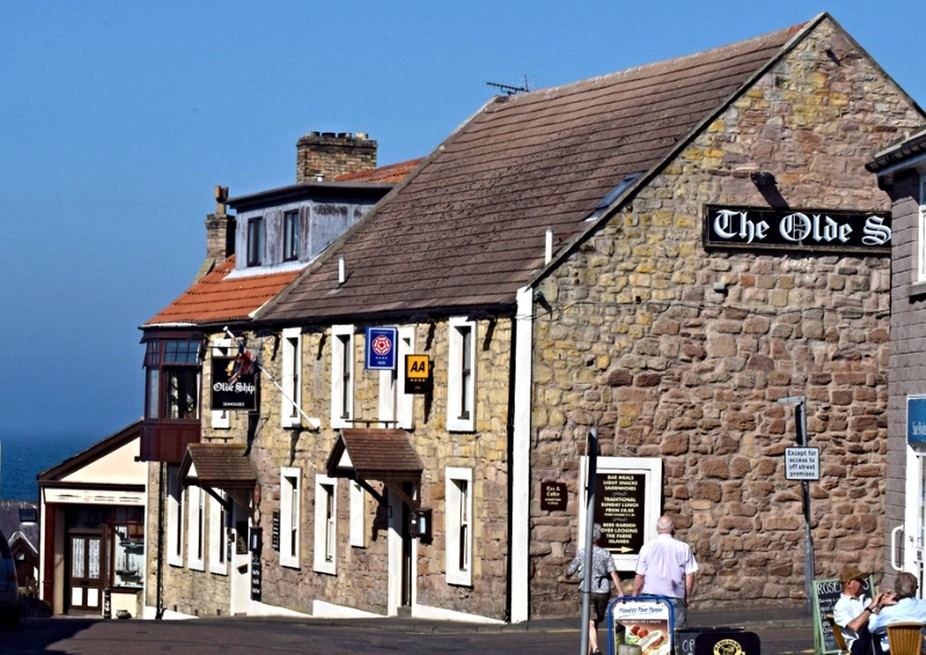 The Old Ship Seahouses
