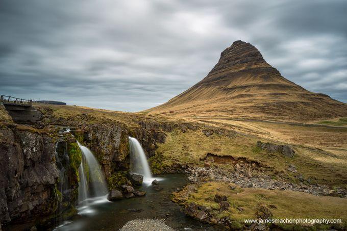 Kirkjufell by James1970 - Beautiful Waterfalls Photo Contest