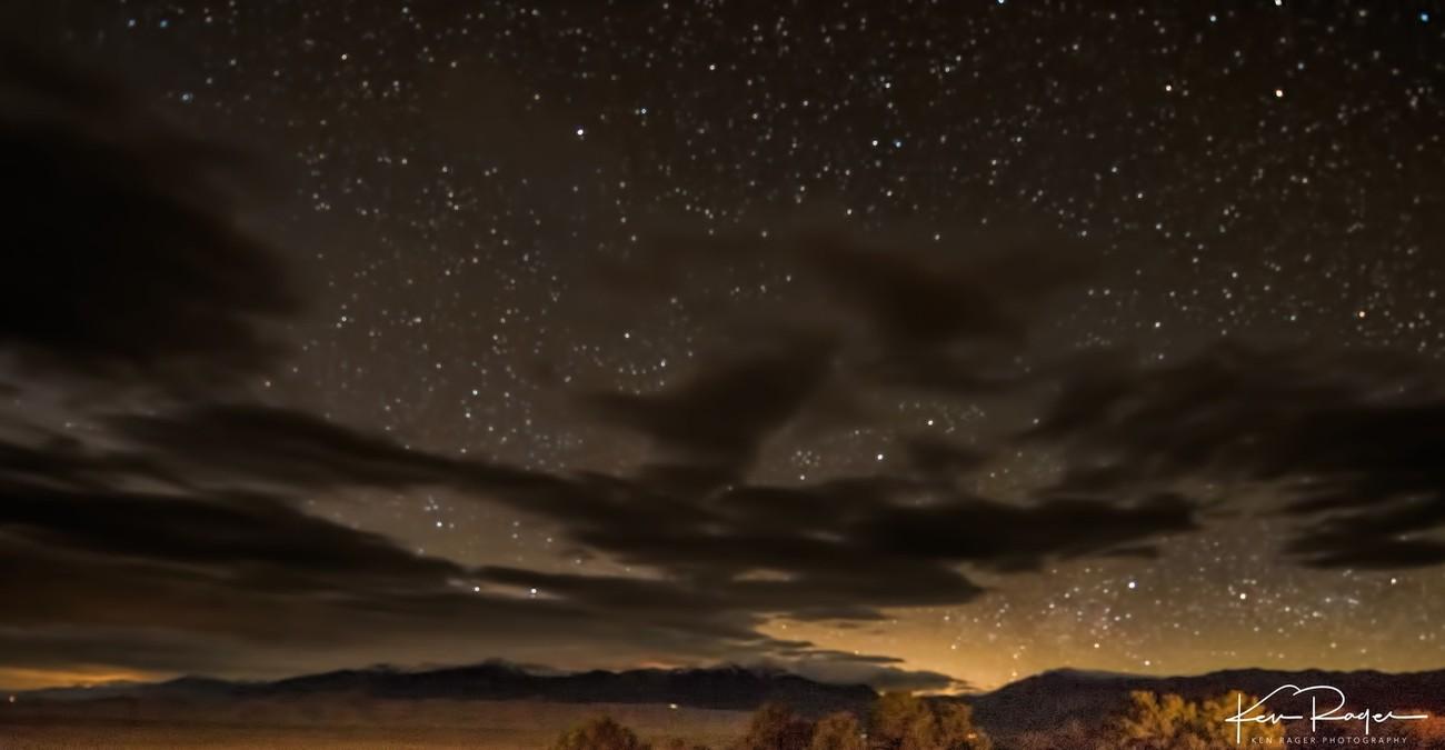 Star Field - Sand Dunes - 01