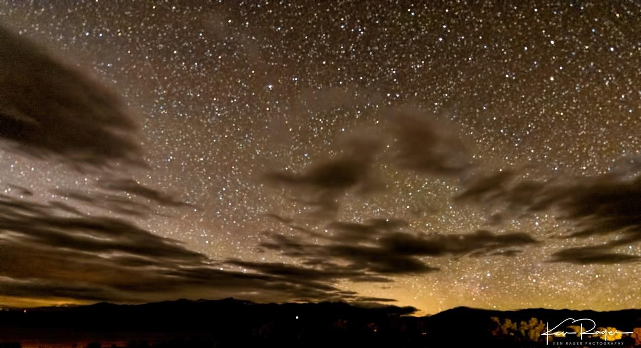 Star Field - Sand Dunes