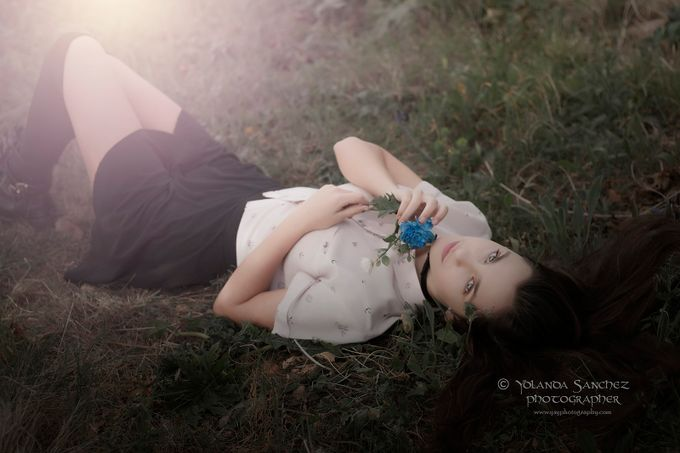 Bella by YolandaSanye - Sitting In Nature Photo Contest