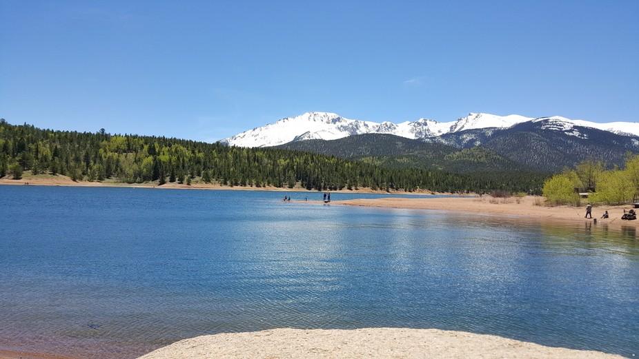 Echo Lake, Pikes Peak, Colorado
