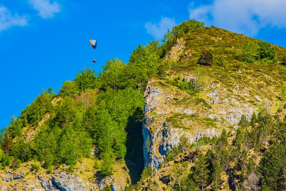Picture taken in Ariege, Pyrenees, France