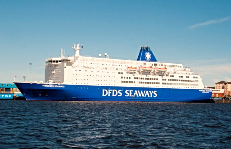 DFDS Seaways  PRINCESS SEAWAYS