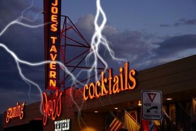 Lightning  Joe's Tavern