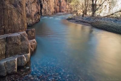 Aravaipa Canyon Reflections