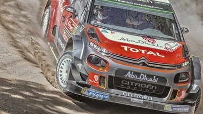 Rally Portugal - Meeke