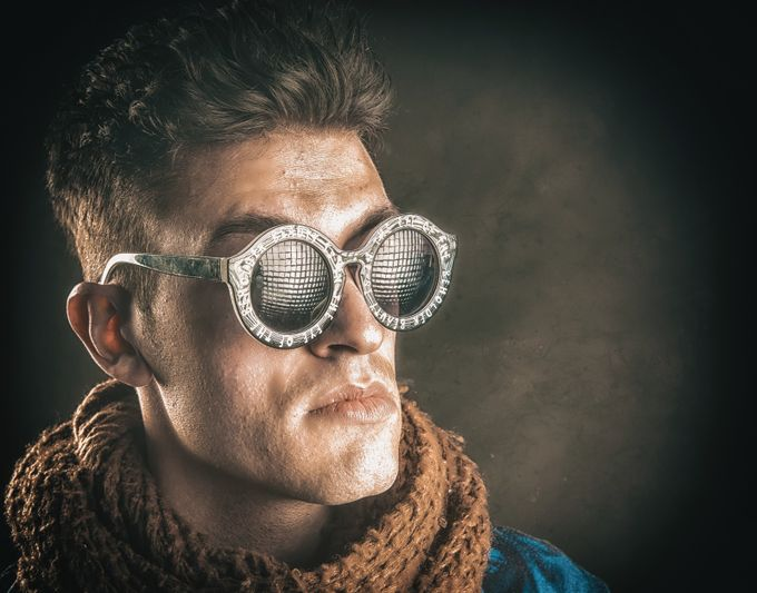 Glasses #002 by anders_samuelsson - Male Portraits Photo Contest