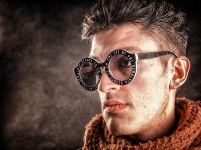 Glasses #003