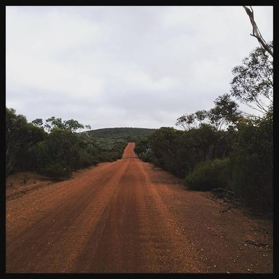 I love a red dirt road. #reddirt #redroad #outbackaustralia #australianoutback #waisbest #westisbest #australiauncovered #austaliangoldfields #westaustralia #ravensthorpe