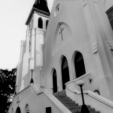 Emanuel A.M.E. Church, Charleston, South Carolina