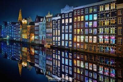 Amsterdam at night 2.