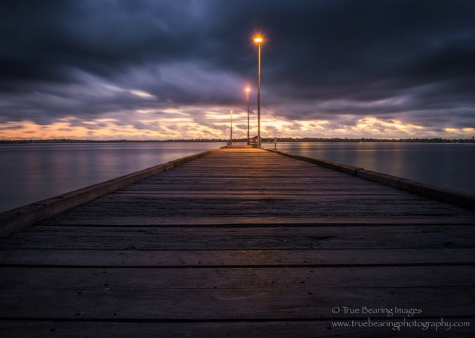 Wooden Wharf by richardvandewalle - Composition And Leading Lines Photo Contest