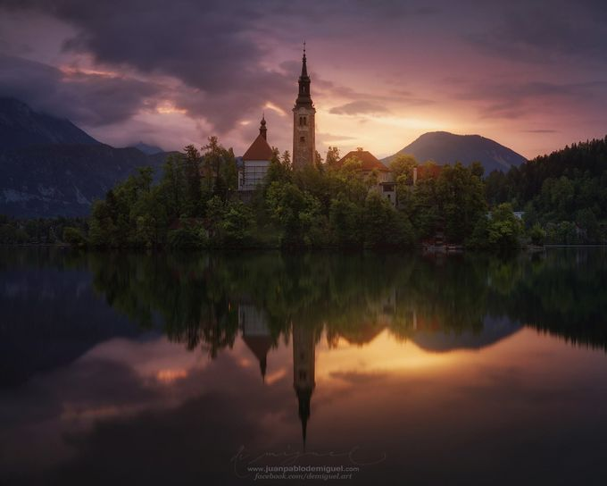 Bled Beta. by JuanPablo-deMiguel - Islands Photo Contest