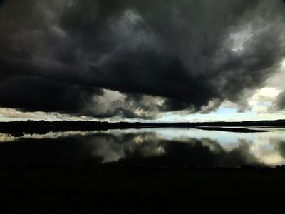 Storm Clouds over Ahuriri 2