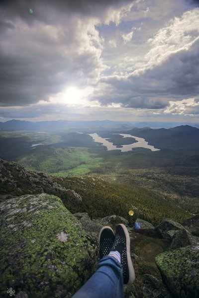 Soles Over Lake Placid