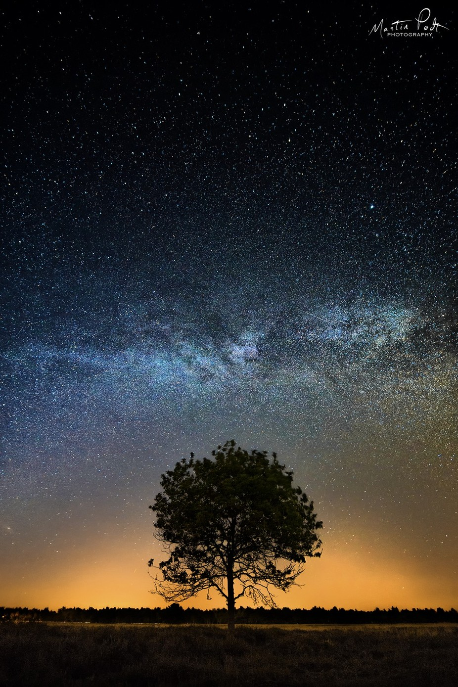 Under the Milkyway by martinpodt - Capture The Milky Way Photo Contest