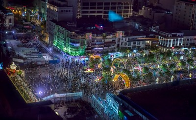 Chinese New Year In Ho Chi Minh City