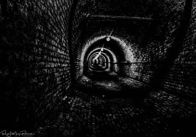 Traverse_City_Insane_Aslyum by paulpatrash - Shooting Tunnels Photo Contest