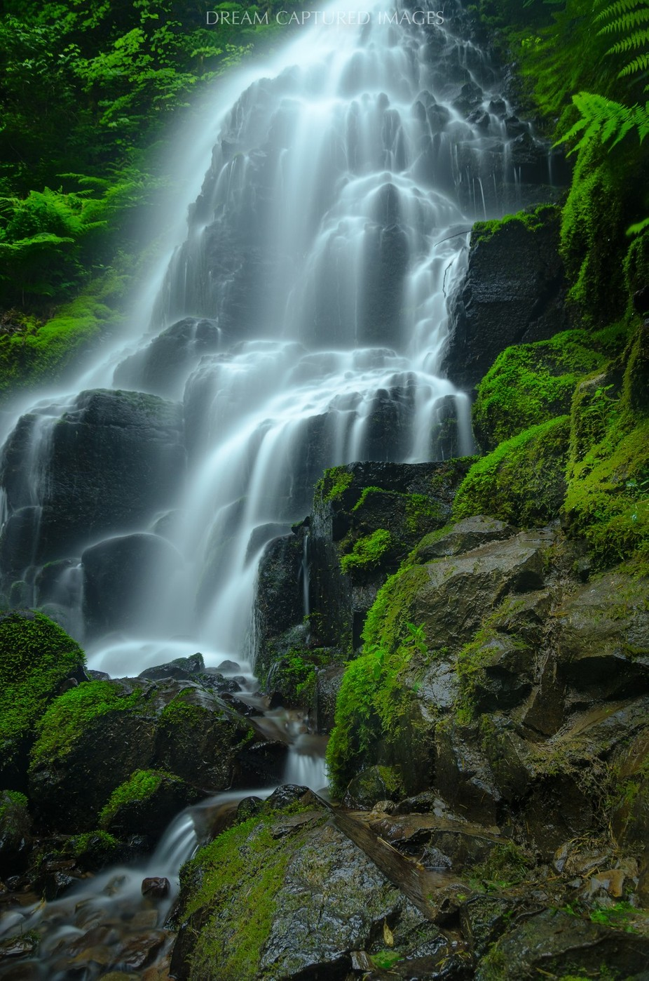 Fairy Falls by DreamCapturedImages - Beautiful Waterfalls Photo Contest