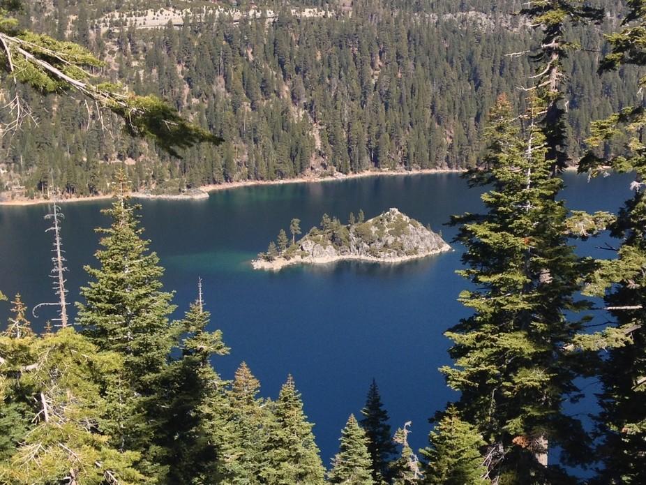 Traveling Around Lake Tahoe